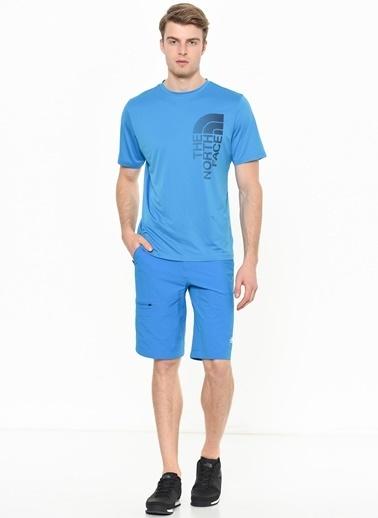 The North Face Gömlek Mavi
